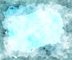 Aquamarine Grunge 1