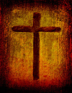 Grungy Cross 4