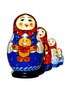 Russian doll: none