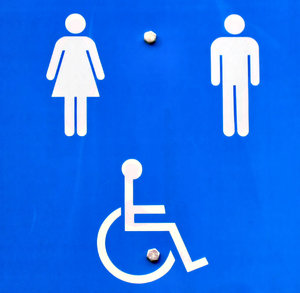 toilet facilities sign