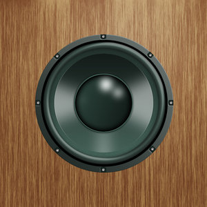 woofer Graphic