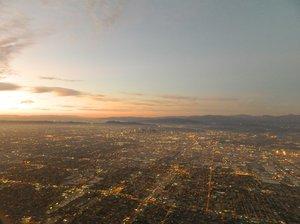 Aerial LA