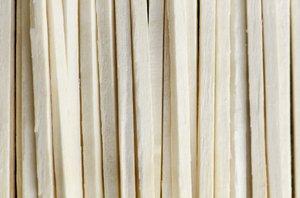 Match-stick texture