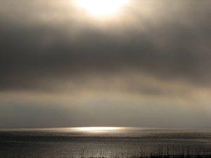 CalmSea CloudySky