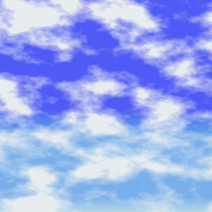 Sky, Sea Background 3