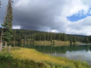 Lake - Grand Mesa National For