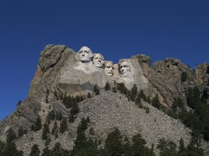 Faces of America - Mt Rushmore
