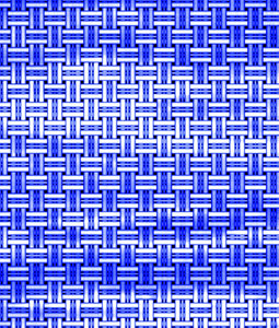 blue variations lattice weave