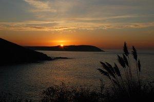 Sunset landscape 1