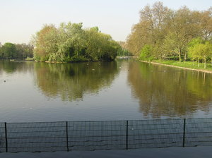 A park in London