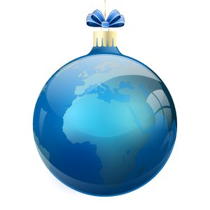 Christmas Elements - Bauble 2