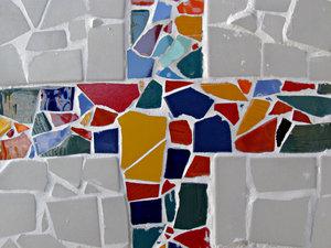 mosaic cross2