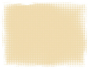 Dot Banner 5: A beige banner or background with a grungy dotted border.