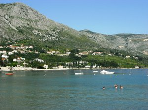 Croatia coastline