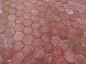 Pavimento hexagonal stock de fotos gratis tacluda for Pavimento ceramico hexagonal
