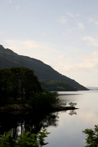 Lochs and Glens of Scotland: Lanscapes from Scotland, Loch Ness