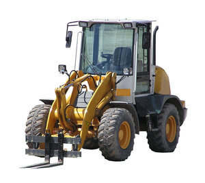 Construction machines: A construcion machine.
