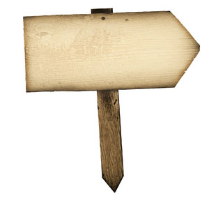 Wood Sign 3