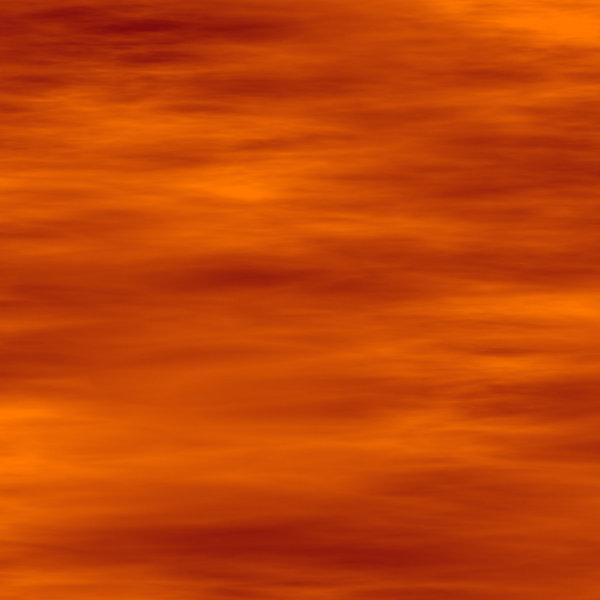 Watery Background Orange