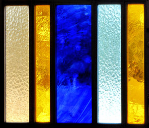 textured coloured glass5