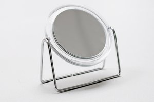 Small mirror: no description