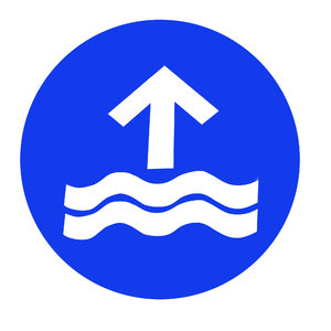 River ahead
