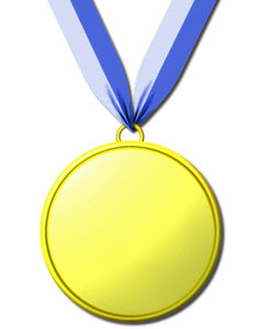 Medal: Put your own text into the medal