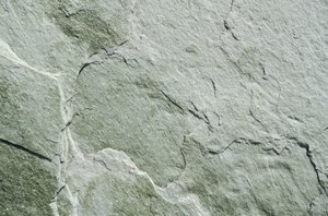 Green stone texture