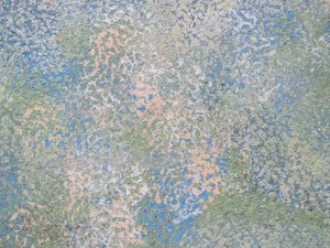 abstract spotted color texture