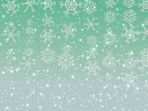 Stars Snowflakes Background 7