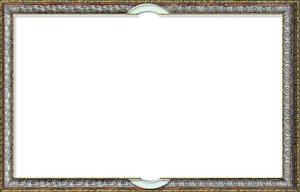 Baroque Frame 2: A frame with a design twist