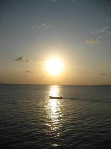 Sunset at Bintan, Indonesia 1