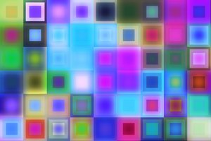 Squares 7: Square patterns in bright pastel colours. Great texture or background. Nice scrapbooking element.
