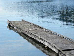 old dock: no description