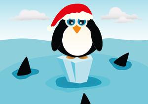 Santa's Penguin
