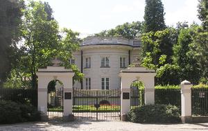 Konstancin villa