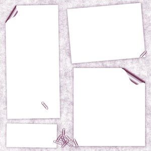 Deskpad and Paperclips 1