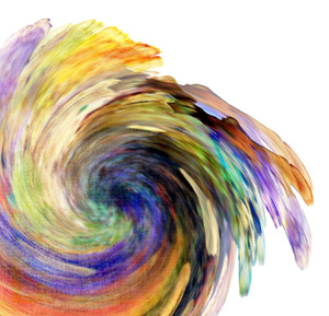Paint Twirl 1