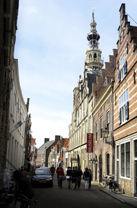 Holland: The old Dutch city of Zierikzee