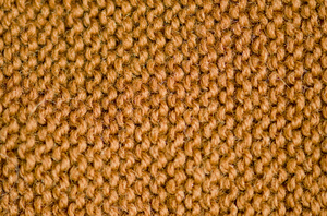 brown knitting pattern
