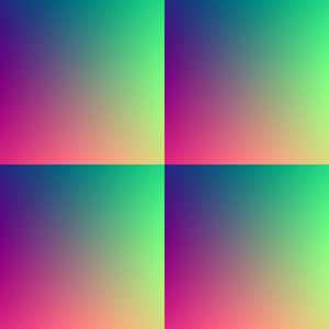 Seamless Gradient Tile 2