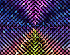 Arrow Background Pattern 2