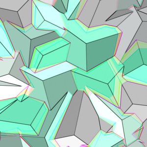 Cartoon Block Background 1