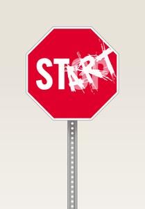 Start Sign