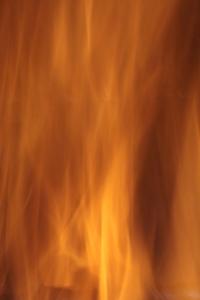 Soft fire texture