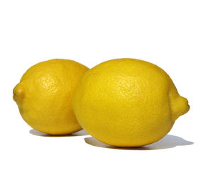 two lemons: none