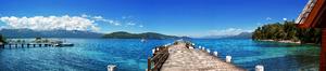 Dock Panorama