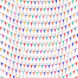 Flags or Bunting 1