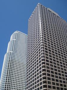 Los Angeles office buildings