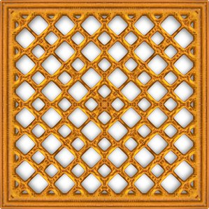 Gold Lattice 2